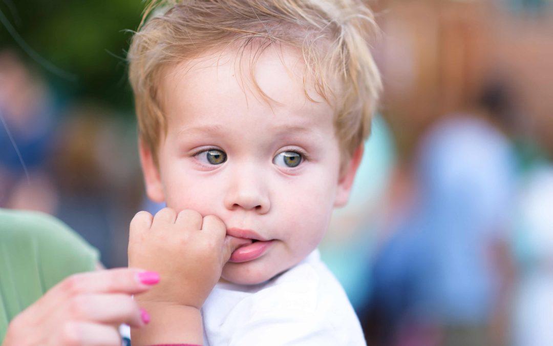Hábitos nocivos en los niños