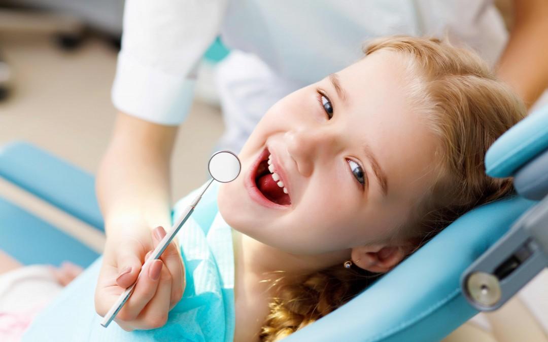 La primera visita del niño al dentista
